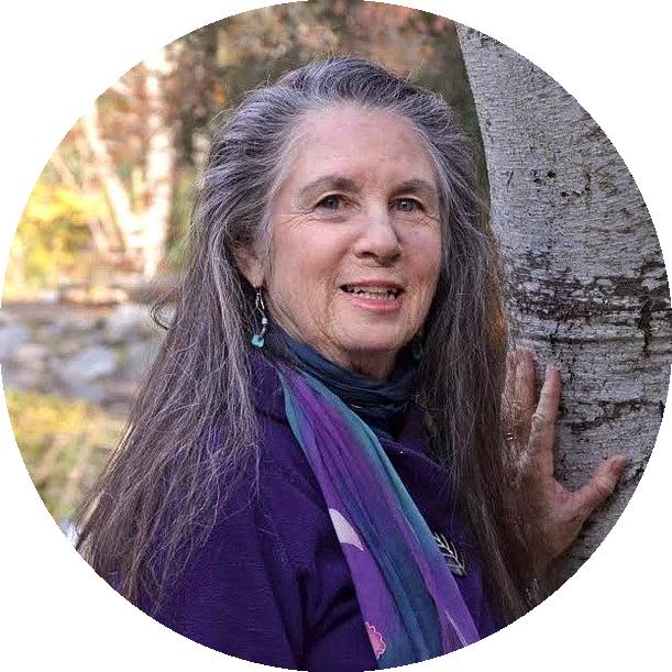 bio image of Nancy Bloom M.A., CH | Ashland, OR 97520